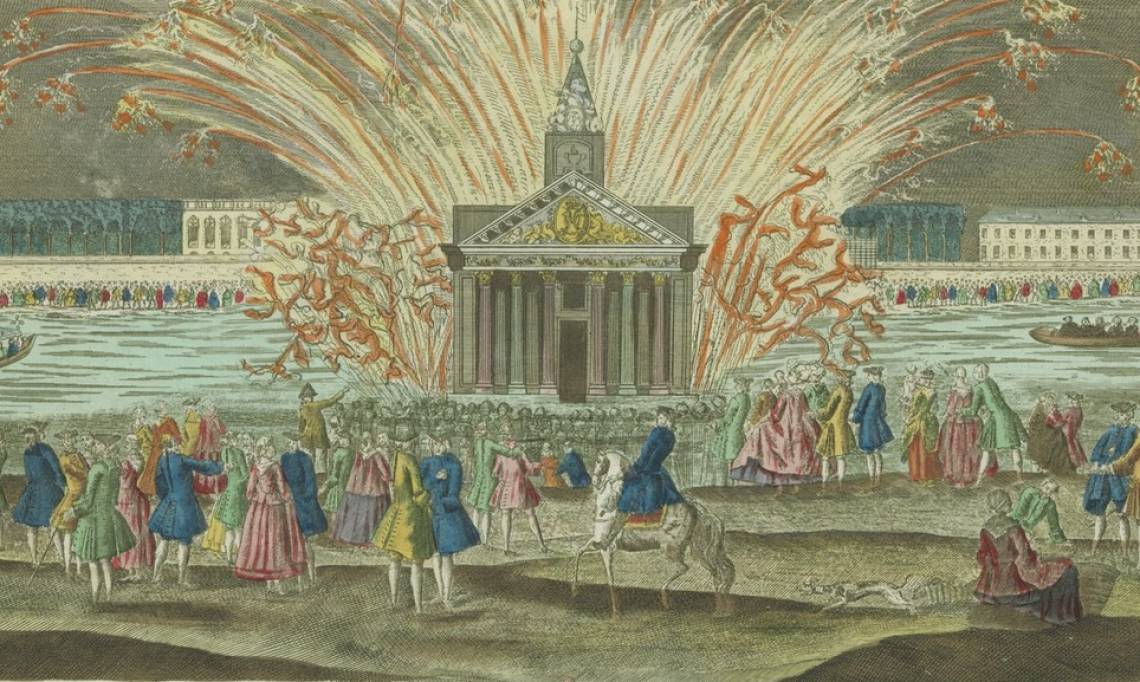 Louis XVI et Marie-Antoinette : un mariage explosif... Et 132 morts !