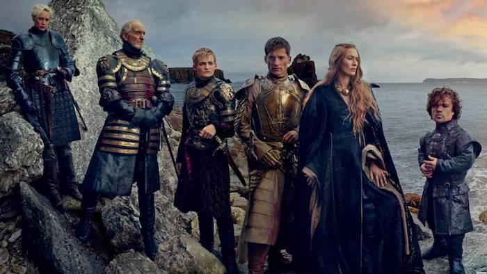 """La saga """"Game of Thrones"""" va être adaptée en pièce de théâtre !"""