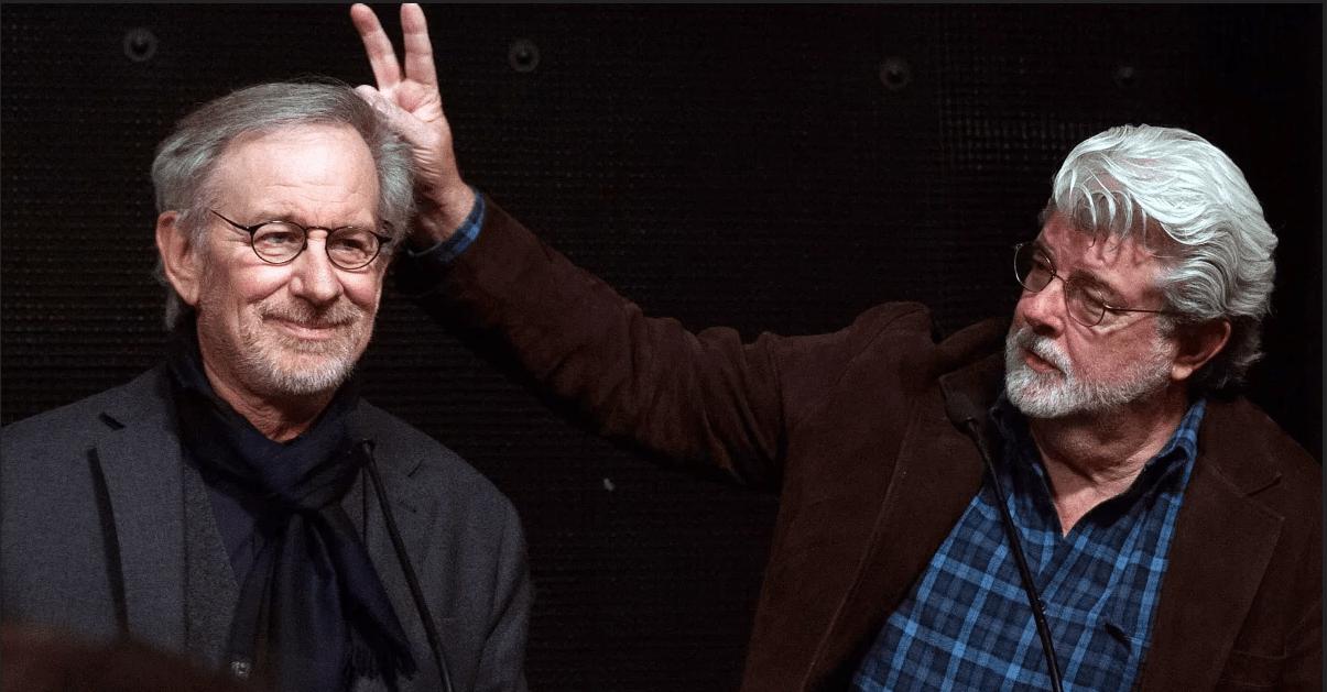 """""""Star Wars"""" : l'histoire du pari fou entre George Lucas et Steven Spielberg"""