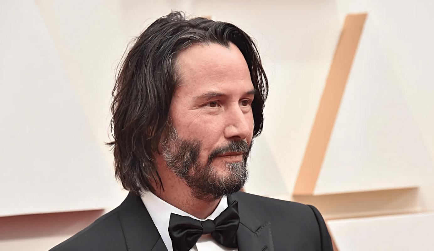 """Keanu Reeves devrait piloter et jouer dans une adaptation de """"BRZRKR"""" ! - Cultea"""