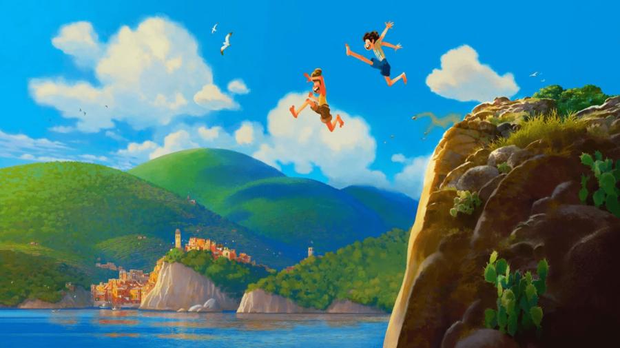 """""""Luca"""" : le nouveau Pixar s'offre une bande-annonce ! - Cultea"""