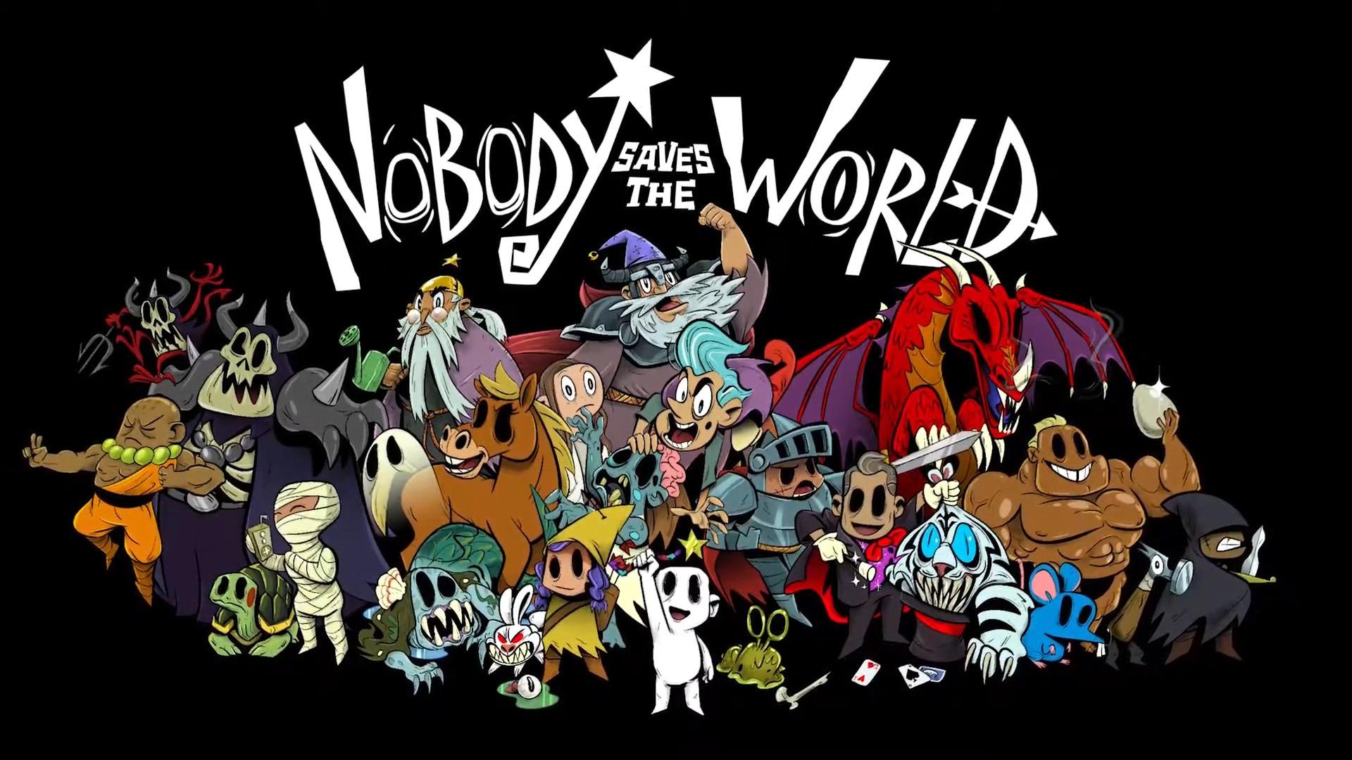 """""""Nobody Saves the World"""" : le nouveau jeu des créateurs de Guacamelee !"""