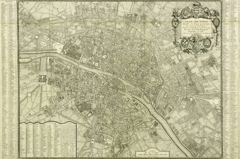 Découvrez l'origine des noms des rues de Paris ! Cultea