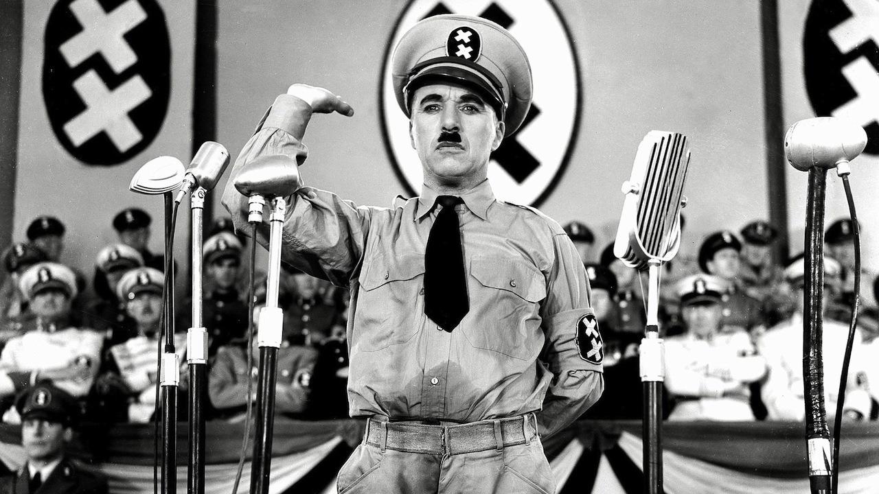 """""""Le Dictateur"""" : le film culte de Charlie Chaplin fête ses 80 ans ! - Cultea"""