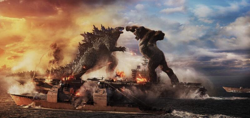 Godzilla vs. Kong : le film affiche des débuts encourageants ! - Cultea
