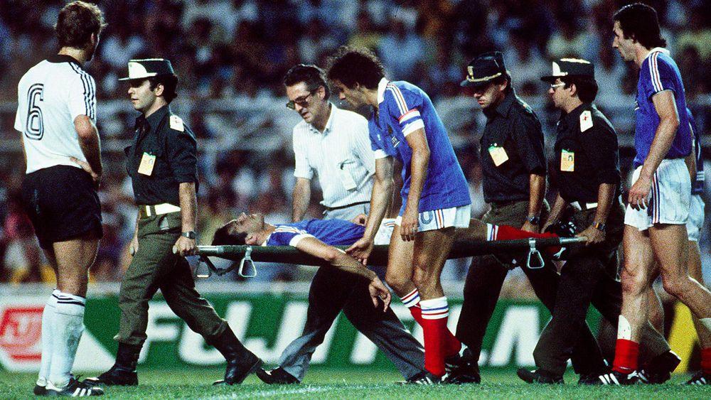 """France - """"Allemagne"""" 1982 : retour sur un traumatisme national !"""