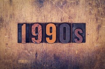 La nostalgie des années 1990 : allons-nous assister à son émergence prochaine ? - Cultea