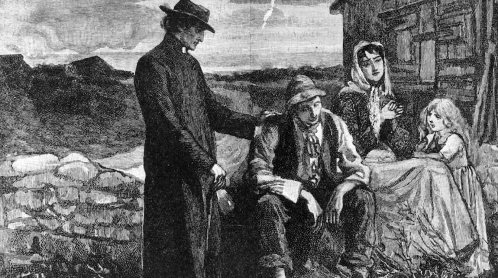 La Grande Famine en Irlande de 1845 : Retour sur une période sombre - Cultea