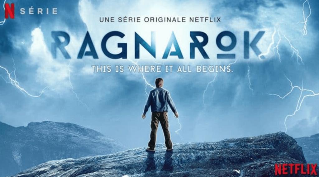 Image promotionnelle de la saison 1 de Ragnarök - Cultea