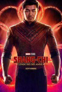 Shang-Chi et la légende des dix anneaux - affiche (cultea)