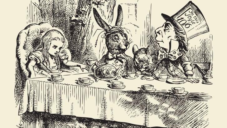 """""""Alice au pays des merveilles"""", découvrez la genèse du roman - Cultea"""