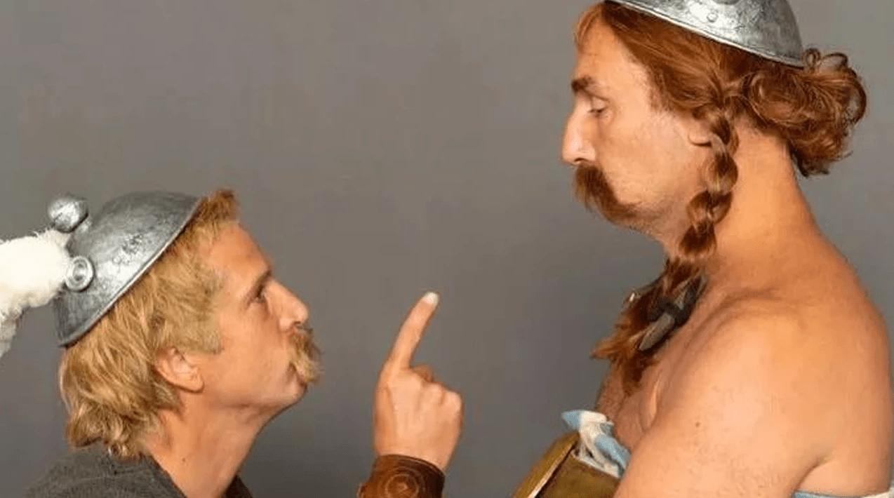 """""""Astérix et Obélix : L'empire du milieu"""" révèle son imposant casting ! - Cultea"""