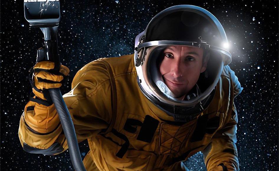 Adam Sandler sera à la tête d'une nouvelle épopée spatiale sur Netflix ! - Cultea
