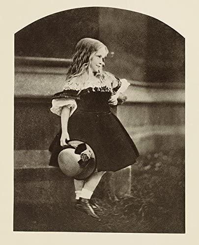 Beatrice Henley, photographiée par Lewis Carroll - Cultea