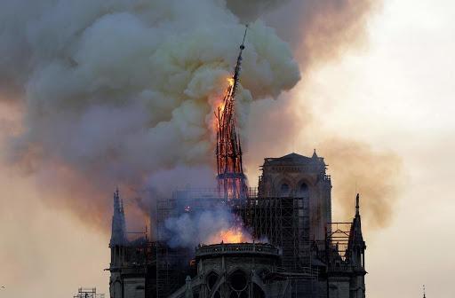 Deux ans après l'incendie de Notre-Dame, où en sont les travaux ? - Cultea