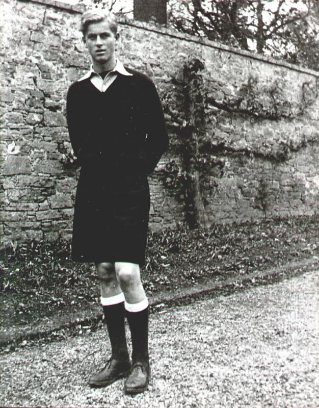Le prince Philip à Gordonstoun - Cultea