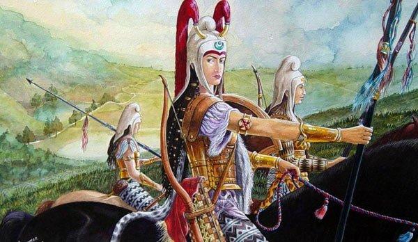 Aux origines des femmes guerrières : d'où vient le mythe des Amazones ? - Cultea