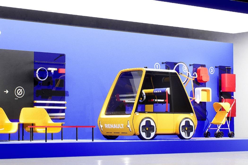 IKEA va produire sa première .... voiture démontable ! - Cultea