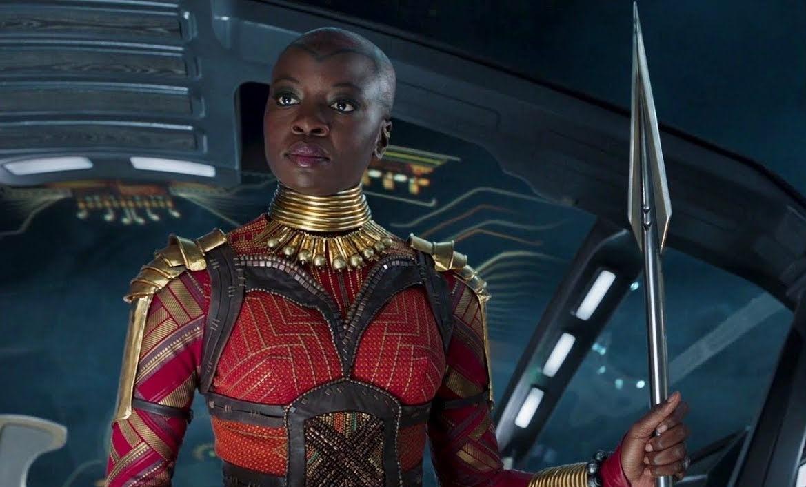 "La série ""Black Panther"" devrait se concentrer sur Okoye (Danai Gurira) - Cultea"