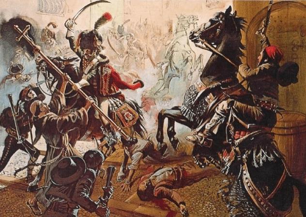Que s'est-il passé lors du soulèvement du Dos de Mayo ? - Cultea
