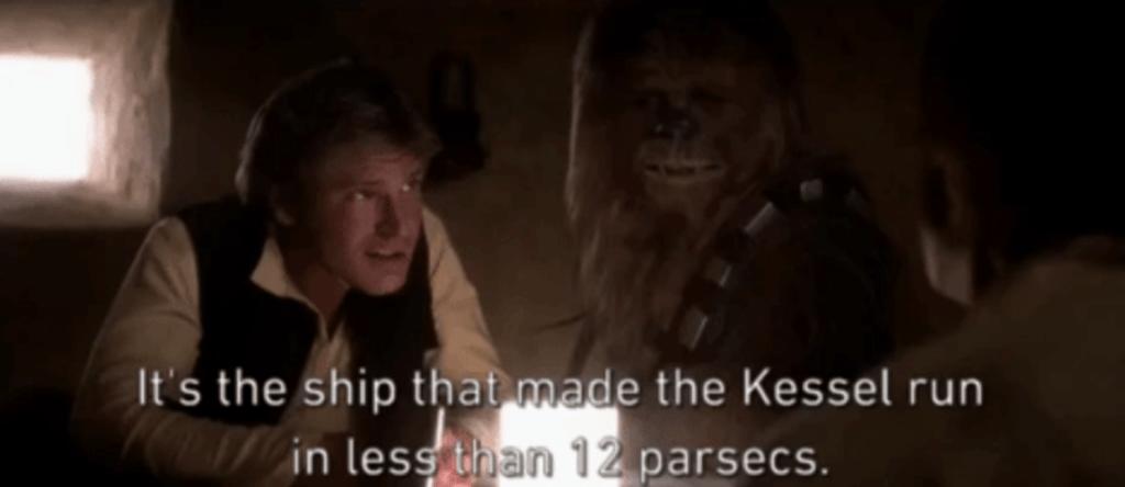 Han Solo (Harrison Ford) et Chewbacca dans Star Wars : Episode IV - Un Nouvel Espoir - Cultea