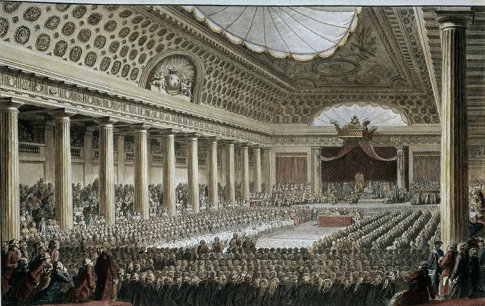 Les États généraux du 5 mai 1789 : premiers pas vers la Révolution - Cultea