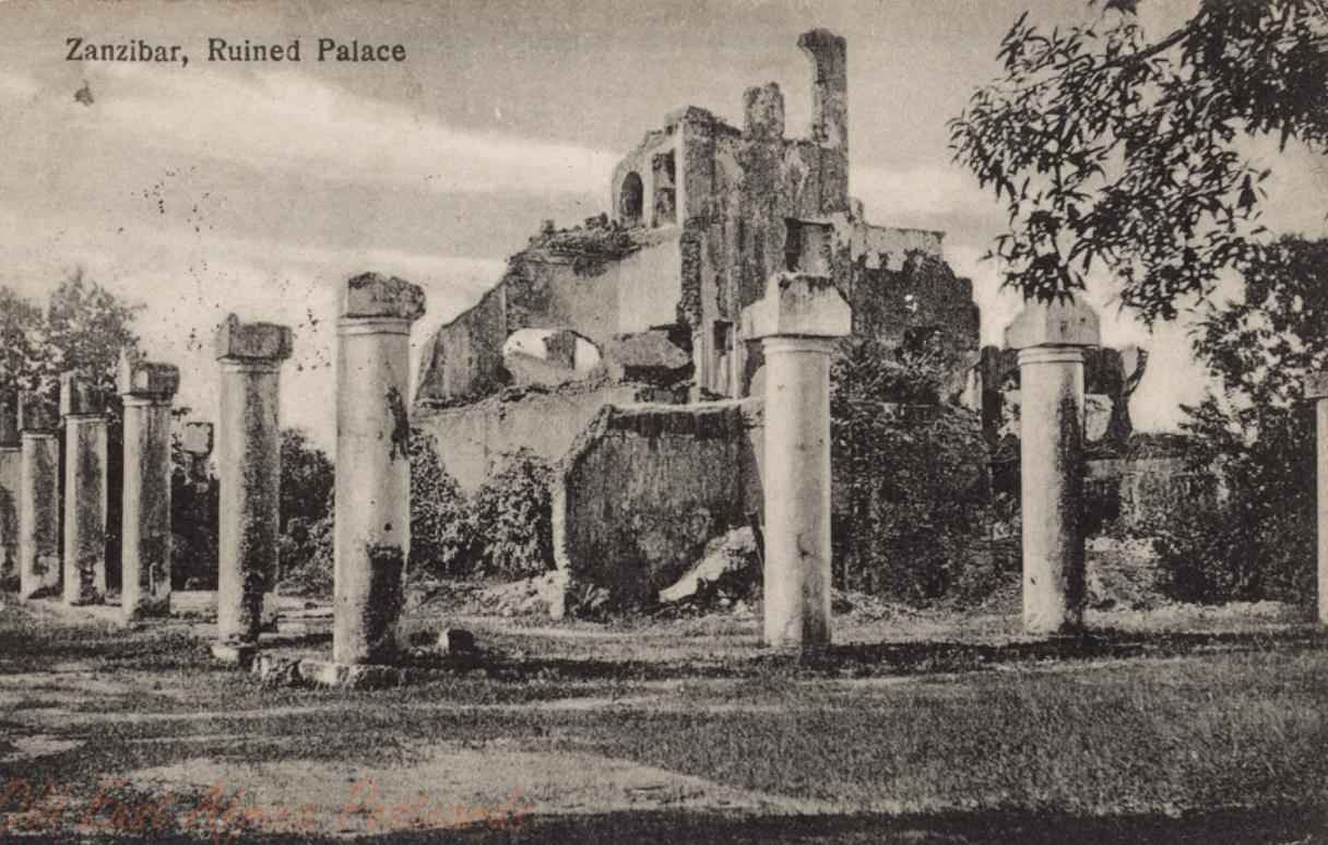 La guerre la plus courte de l'histoire : le bombardement de Zanzibar - Cultea