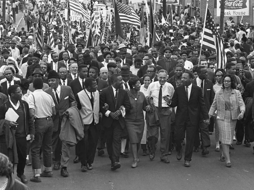 Selma le 21 mars 1965 - Cultea