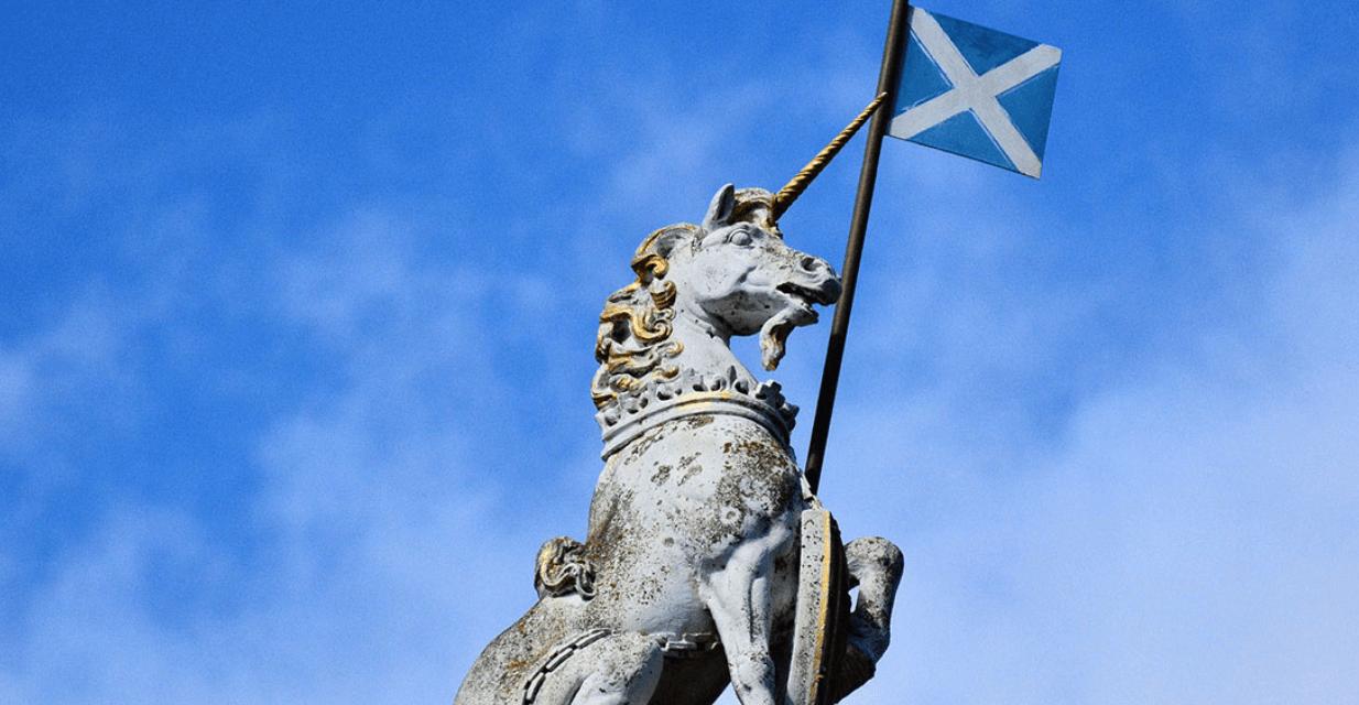 Pourquoi la licorne est-elle l'emblème national de l'Écosse ? - Cultea