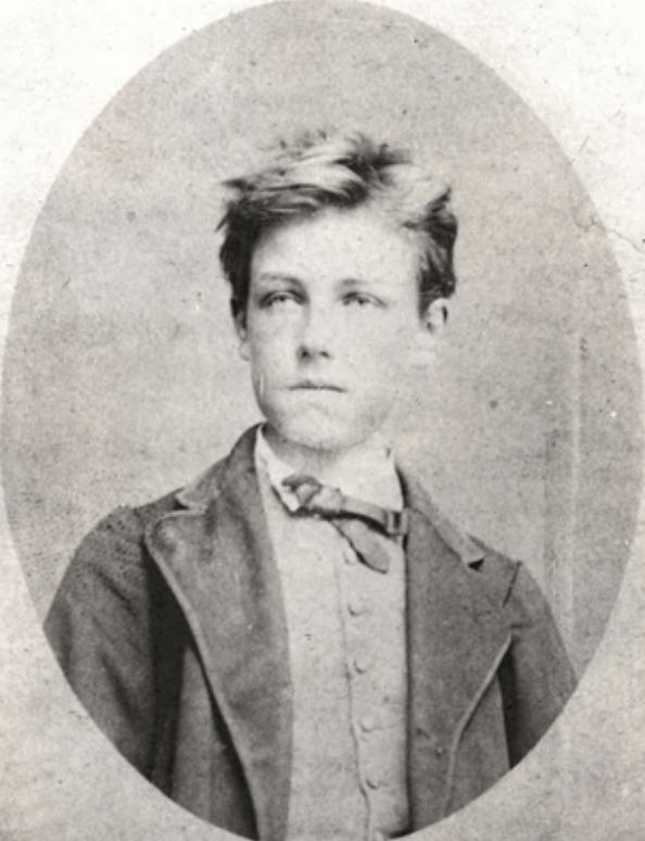 Arthur Rimbaud photographié par Étienne Carjat - Cultea