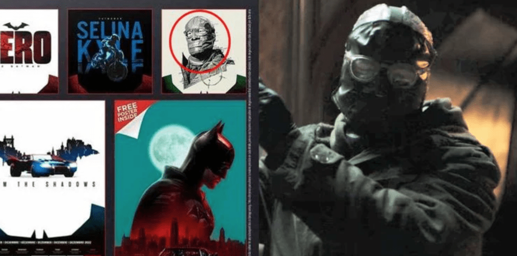 The Riddler dans The Batman - Cultea