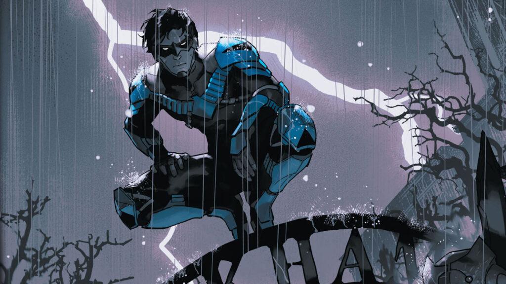 Le projet de film Nightwing n'aura pas donné grand-chose - Cultea