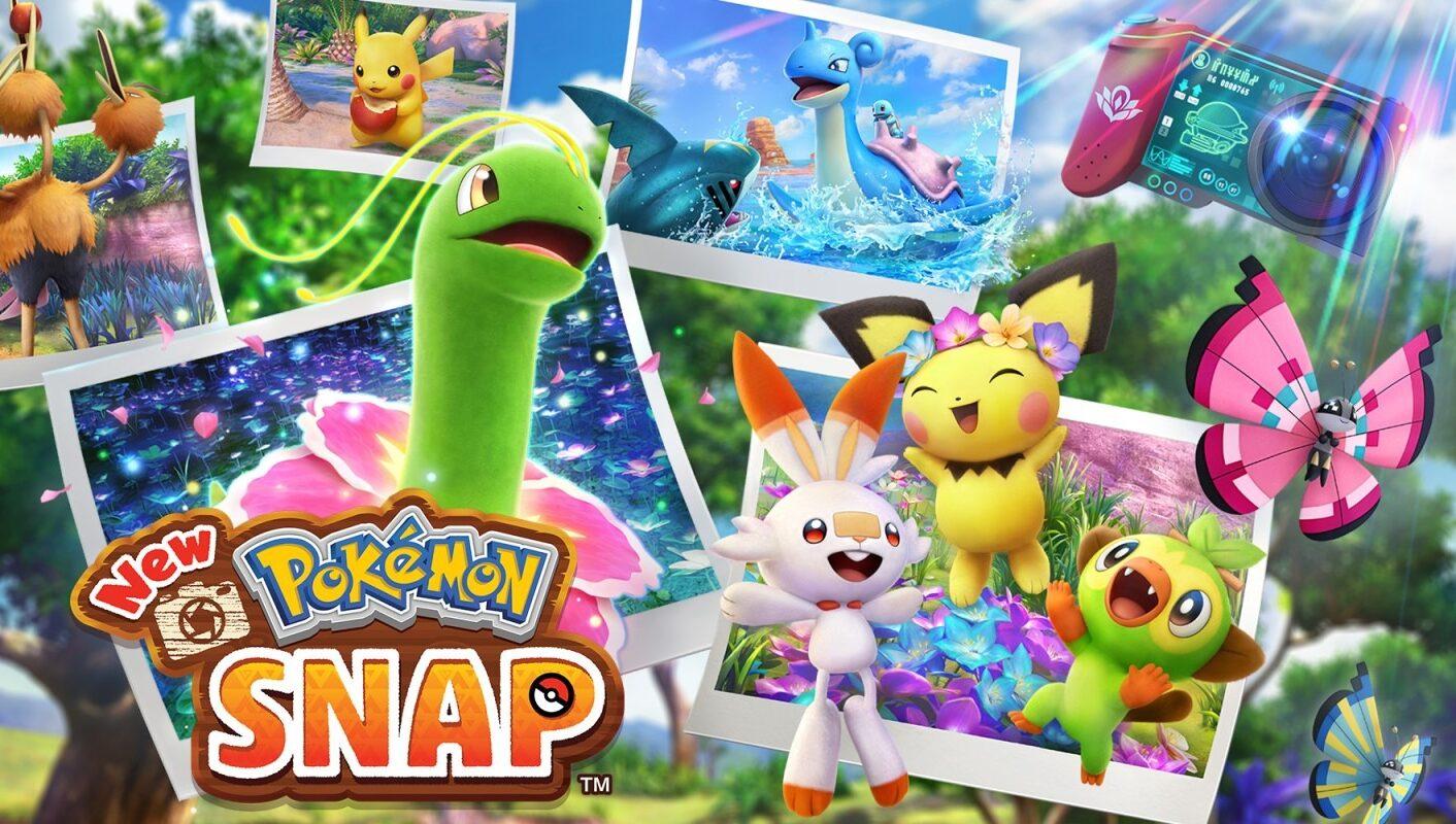 """""""New Pokémon Snap"""" : Le jeu que l'on ne pensait pas voir revenir ! [TEST]"""