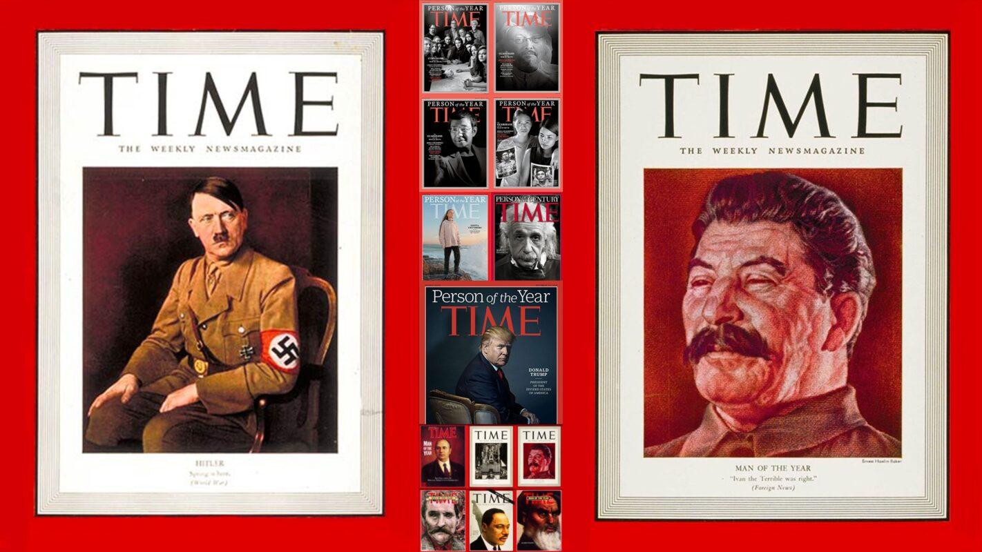 """Hitler, Staline... Pourquoi furent-ils désignés """"personnalité de l'année"""" par le Time Magazine ? - Cultea"""