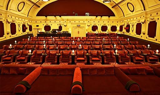 Electric Cinema, Londres. - Cultea