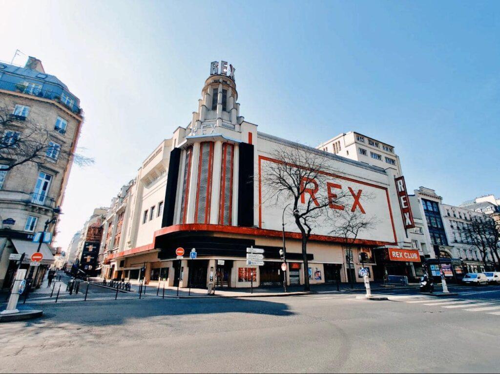 Le Grand Rex, Paris. - Cultea