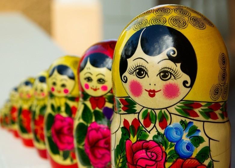 La Matriochka, une poupée pas si Russe ? - Cultea