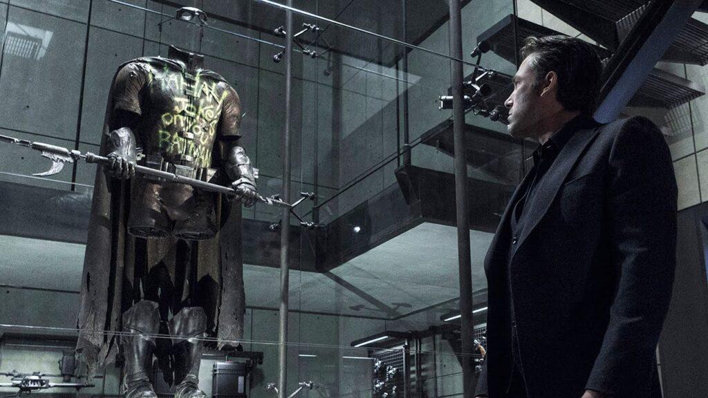Cette scène de Batman V Superman aura laissé certains fans dubitatifs - Cultea