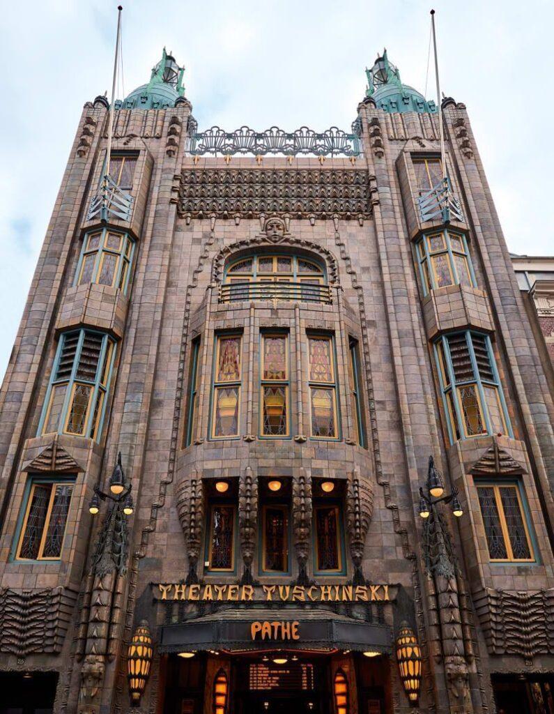 Cinéma Tuschinski, Amsterdam. - Cultea