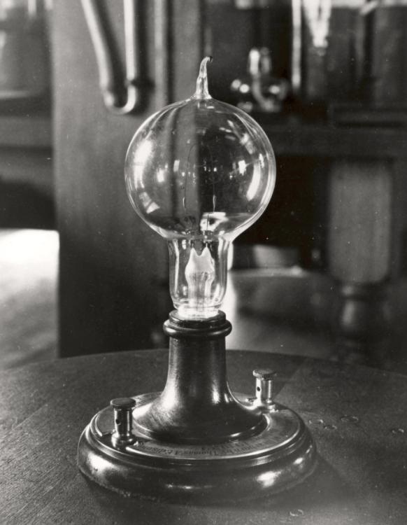 L'ampoule de Thomas Edison - Cultea