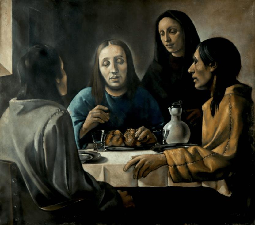 Les Disciples d'Emmaüs