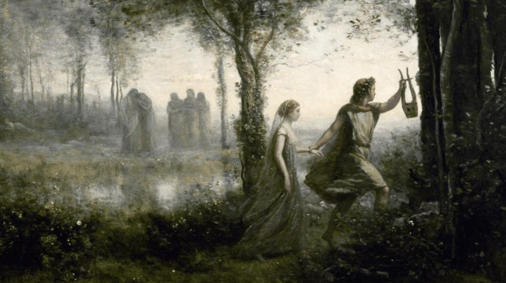 Orphée ramenant Eurydice des enfers - Cultea