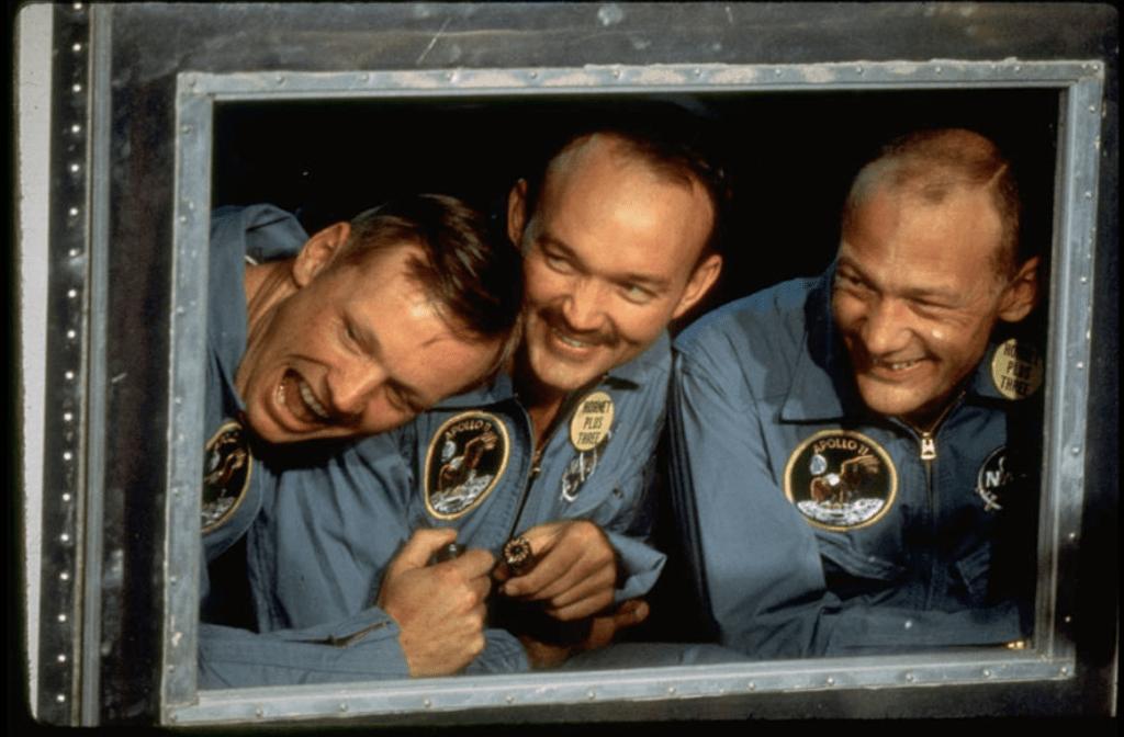 Quarantaine d'Apollo 11