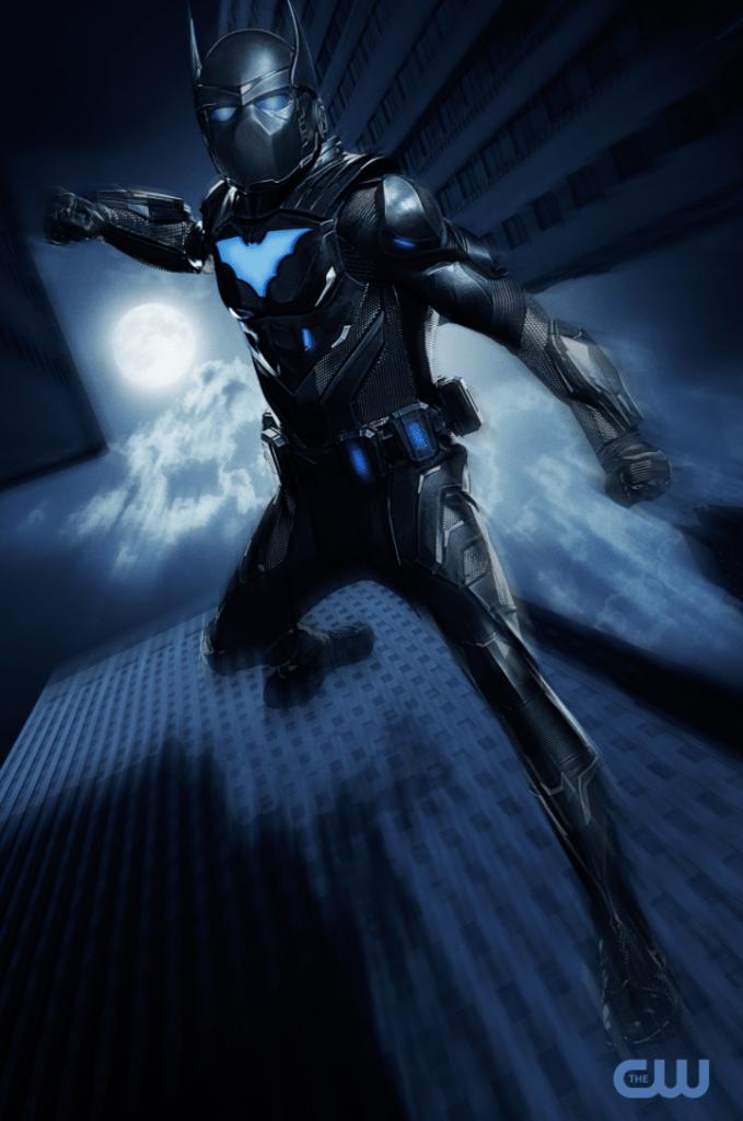 "Batwing dans ""Batwoman"" - Cultea"
