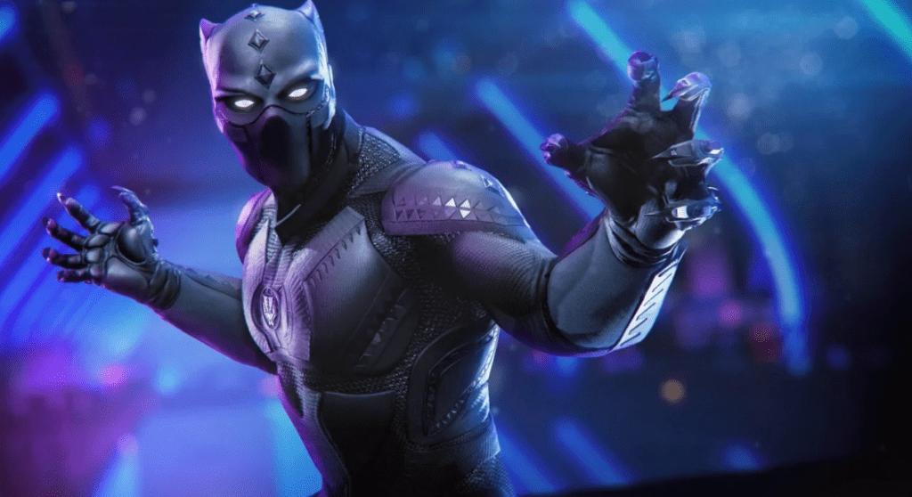 Black Panther jeu