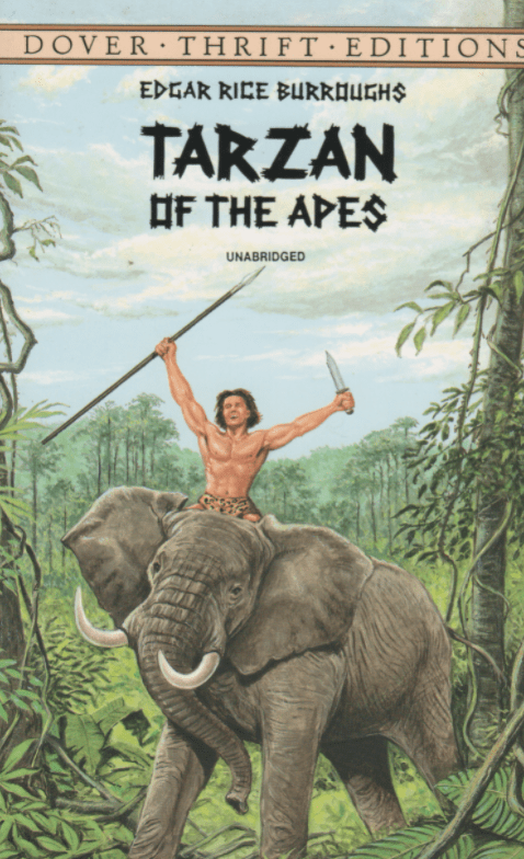 Tarzan seigneur de la jungle