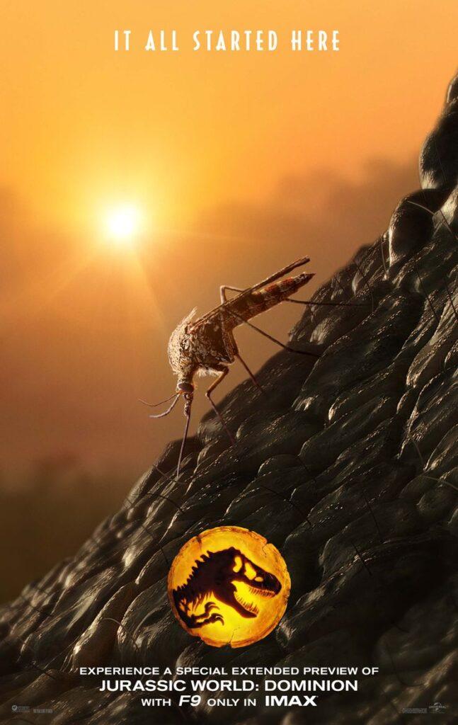 """Jurassic World 3"" C"
