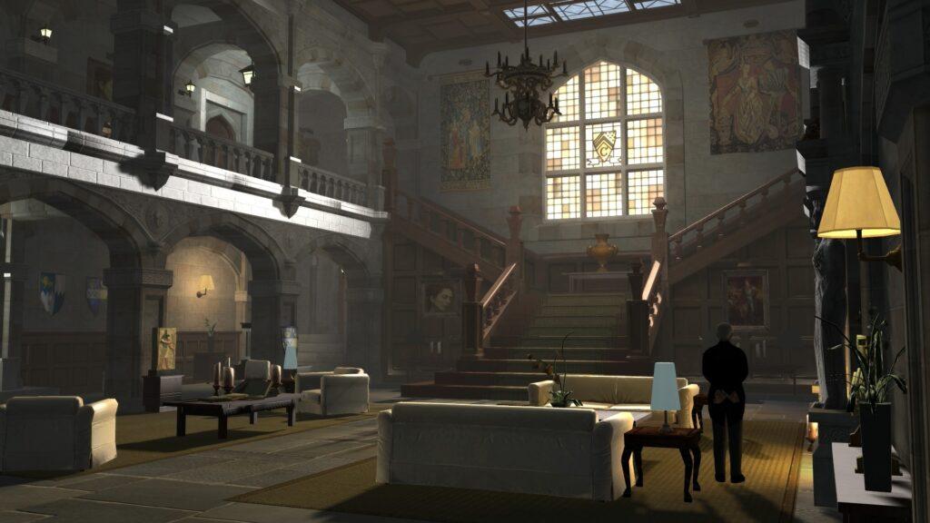 Tomb Raider: Legends dépeindra le manoir Croft, à l'identique de celui du film - Cultea