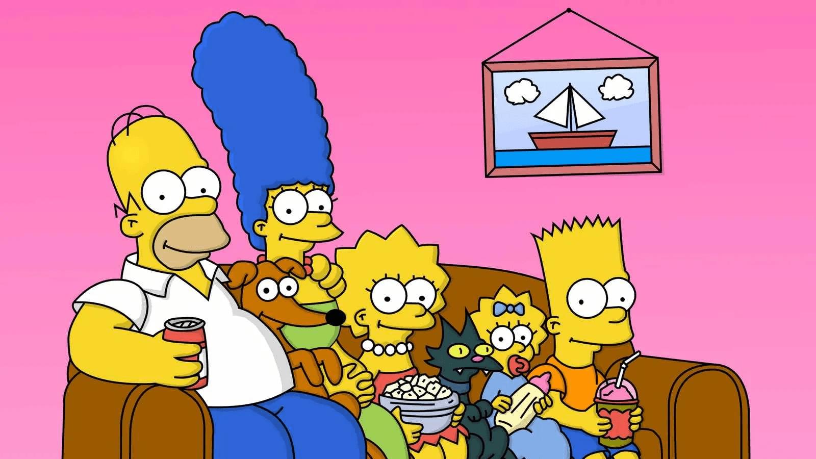 Les Simpson et leurs prédictions troublantes... - Cultea