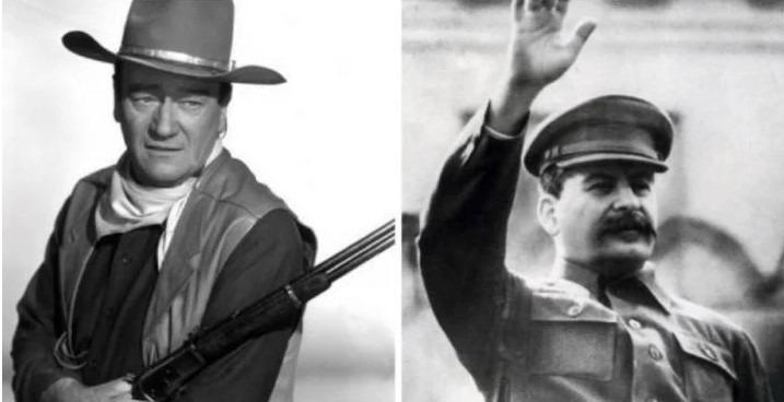 John Wayne, quand Staline tenta d'assassiner l'acteur américain